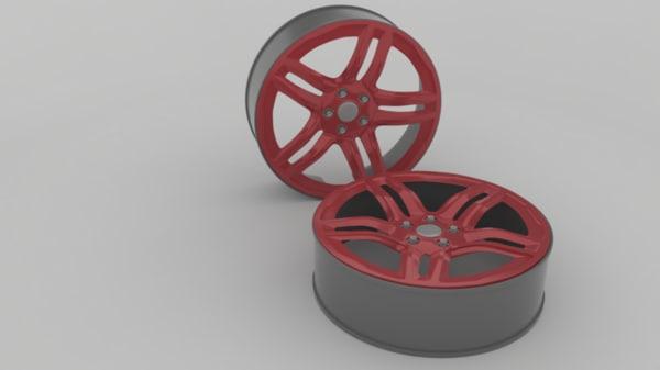 rim 3D