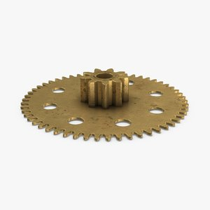 clock-gears-01---version-3 3D model