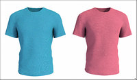 3D shirt t-shirt classic model