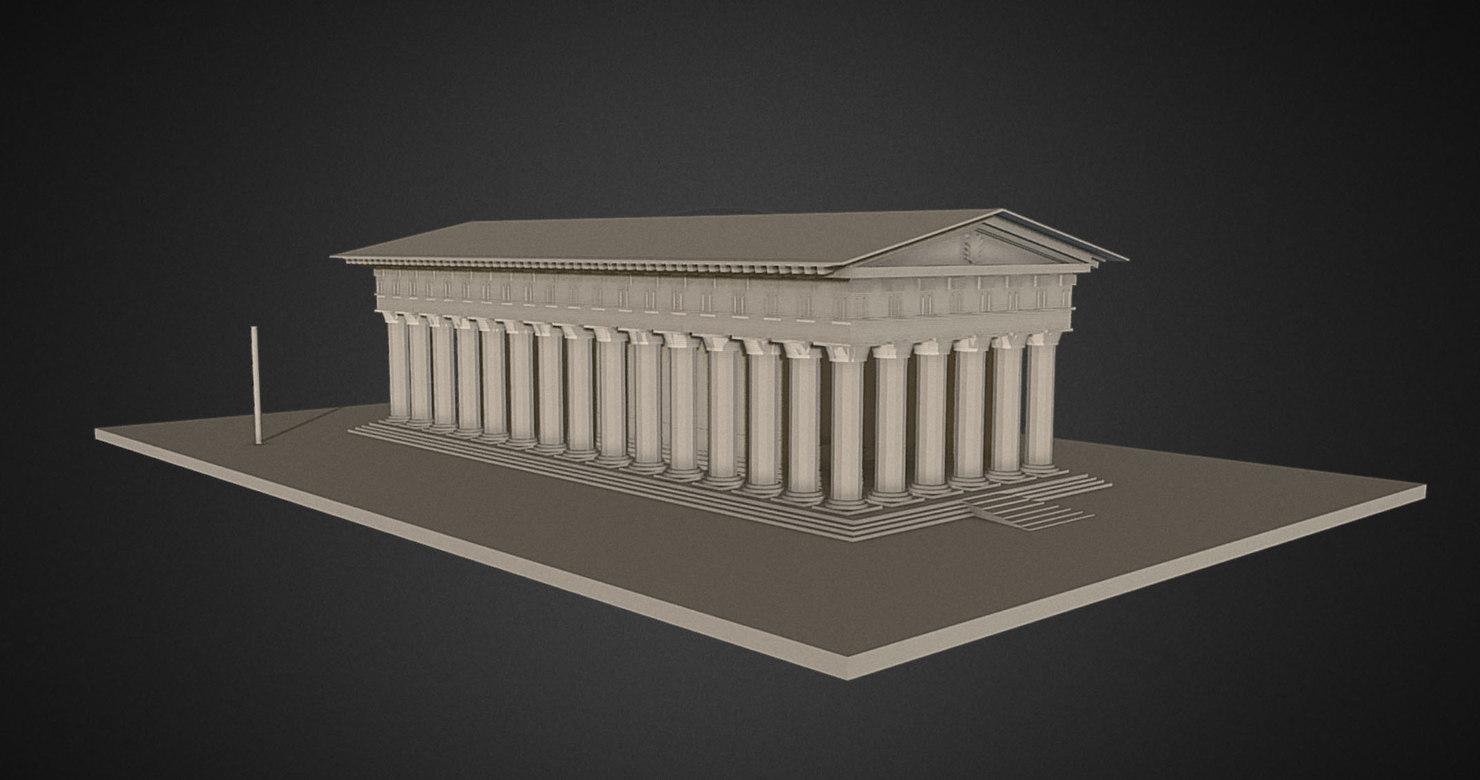 3D reconstruction model