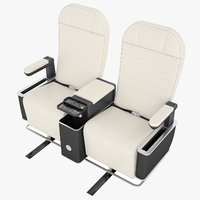 First Class Airplane Chair 02