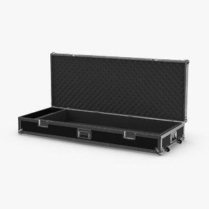 stage-flight-case-01---open 3D model