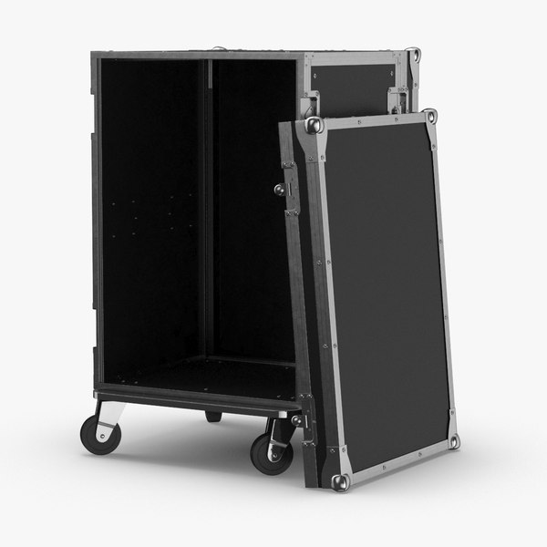 3D stage-flight-case-02---open model