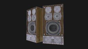 3D rt speaker