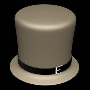 3D hat