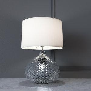 decorative lamp glamour2 3D