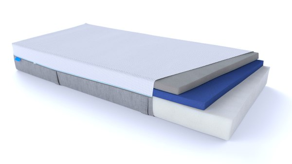 foam mattress layers model