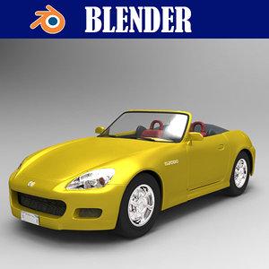 honda s2000 model