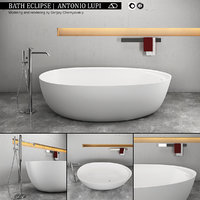 3D bath eclipse