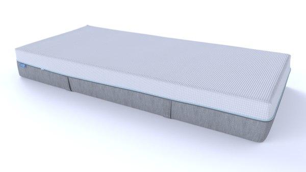 3D foam mattress