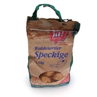 3D potatoes food container