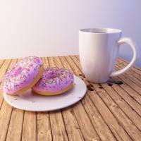 Donuts Scene