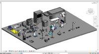 medical family 3D model