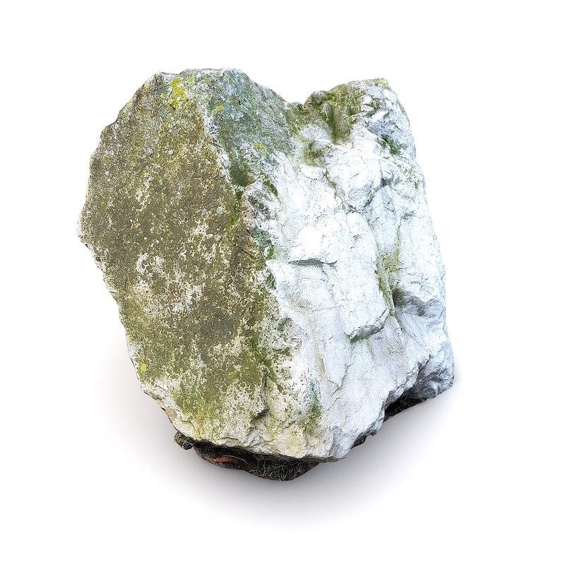 scan rock model