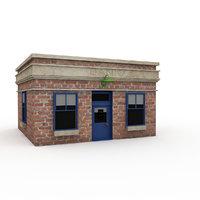 bank 3D