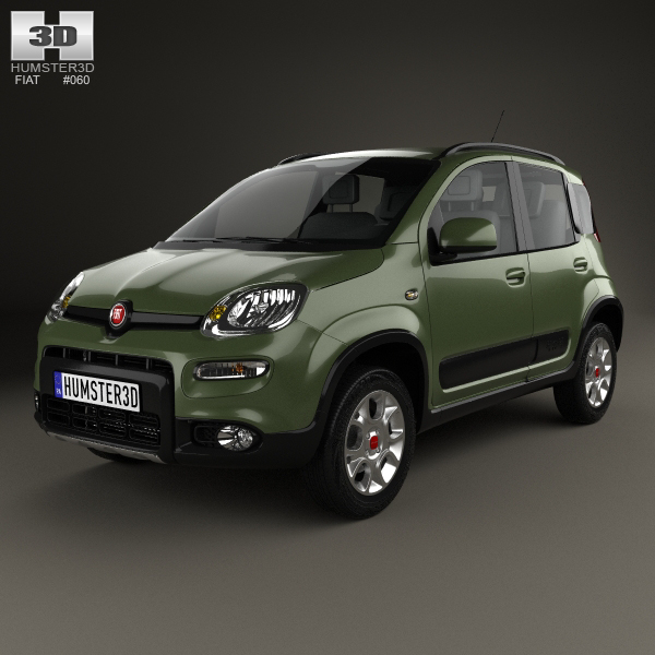 Fiat Panda 4x4 >> Fiat Panda 4x4 2012