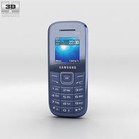 3D samsung e1205 blue