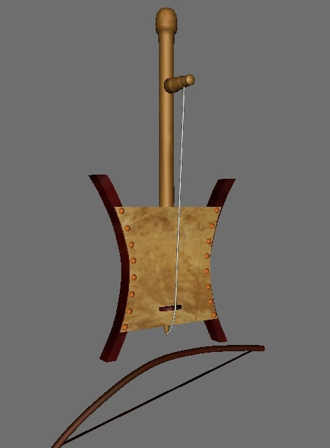 arabic musical instrument model