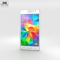 samsung galaxy grand 3D model