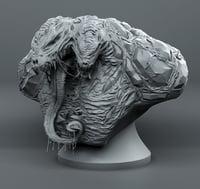sketch print 3D model