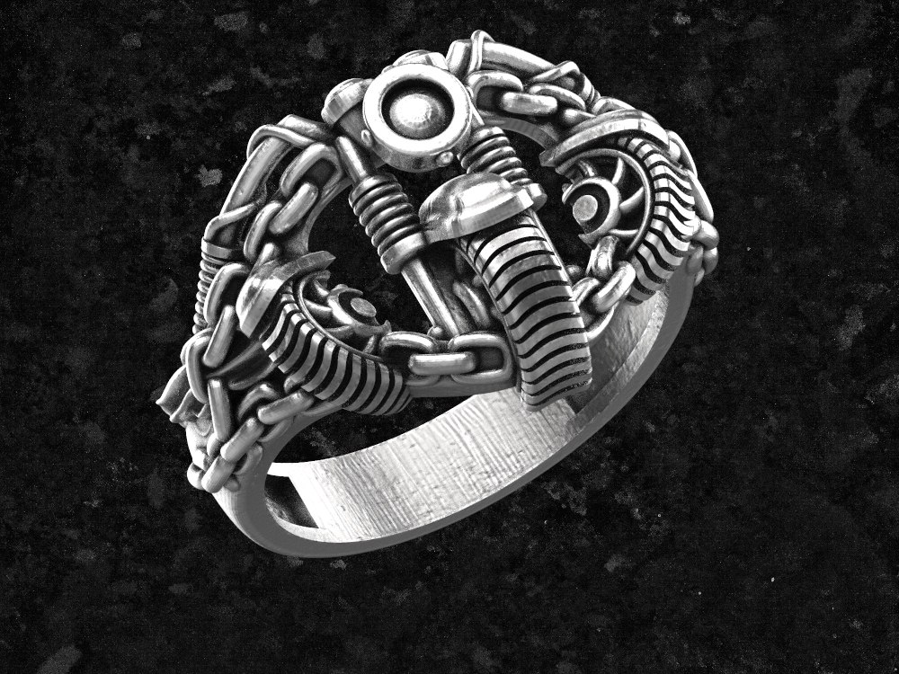 ring moto 3D
