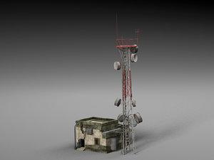 3D radio station