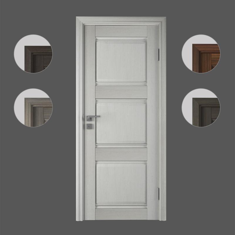 doors profildoors x3 3D