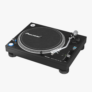 dj turntable pioneer plx model