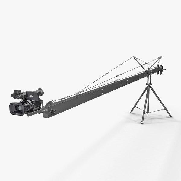 professional camera hd camcorder 3D