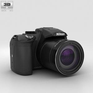 nikon coolpix p610 model