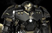 Hulkbuster Marvel Avengers IronMan Mk. 44 Veronica hulk iron man