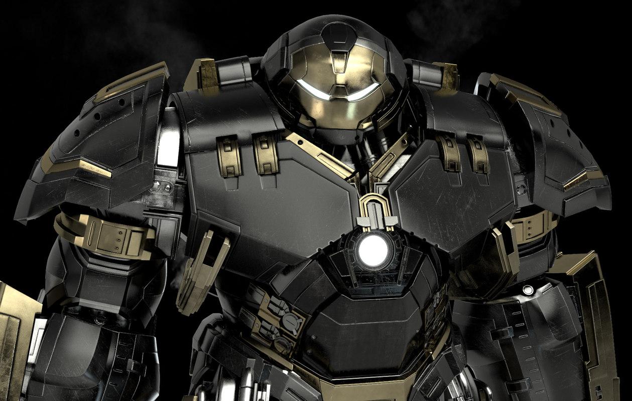 iron man avengers 3D