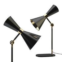 3D delightfull cairo table lamp model