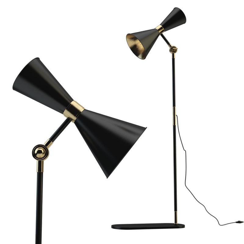 delightfull cairo floor lamp model