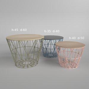 interior ferm living wire model