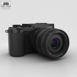 3D panasonic lumix dmc- model