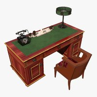 3D stalin table