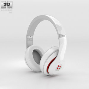 3D beats dr dre model