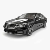 Mercedes Benz S-Class 2018