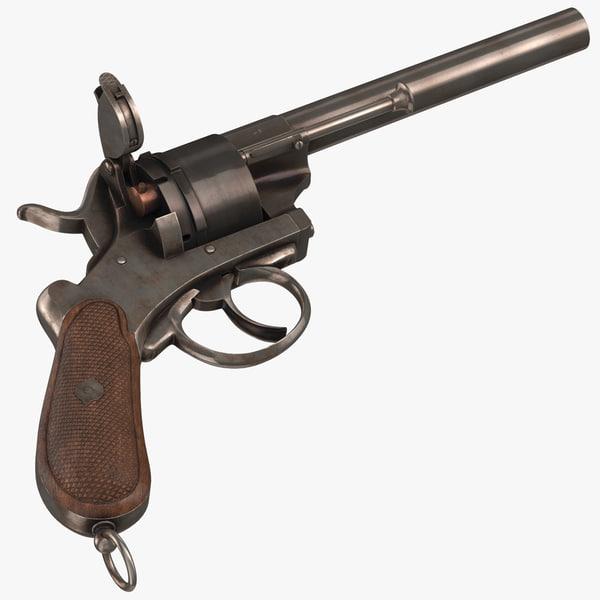old revolver model