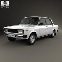 VAZ Lada 2105 1997