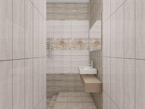 3D bathroom ceramic provans