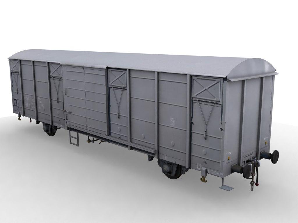3D gbs cargo