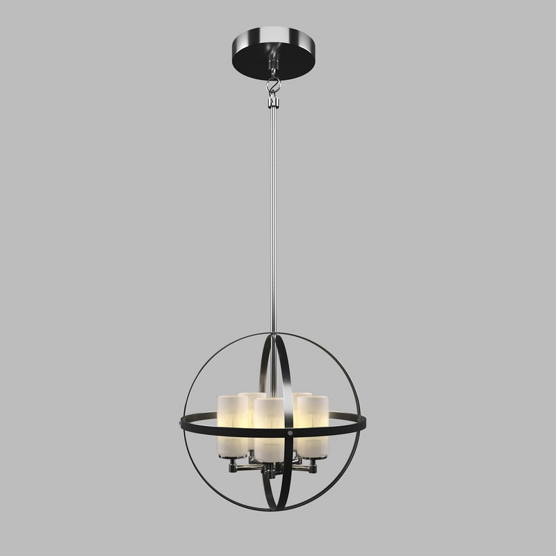 modern alturas lighting chandeliers 3D