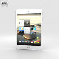 3D acer iconia a1-830 model