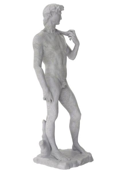david statue model