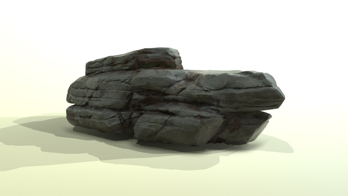 includes ready g 3D model