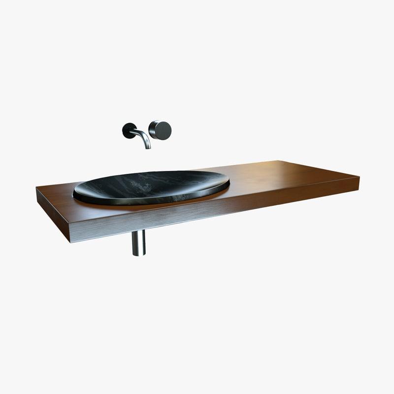 sink set model