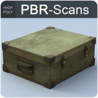 31 trunk 3D model
