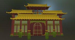 china gate model